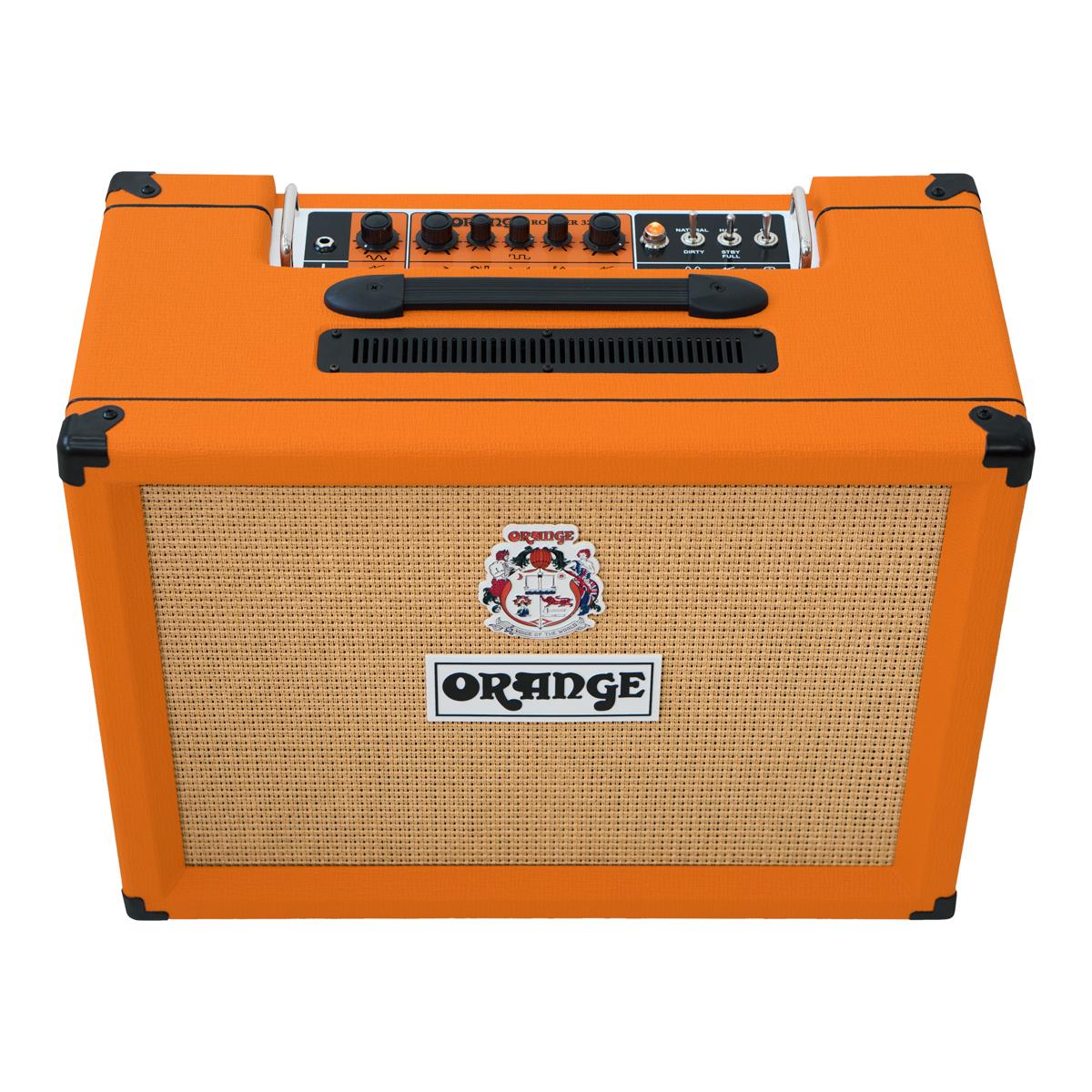 Orange Rocker 32 kitarakombo tuotekuva.