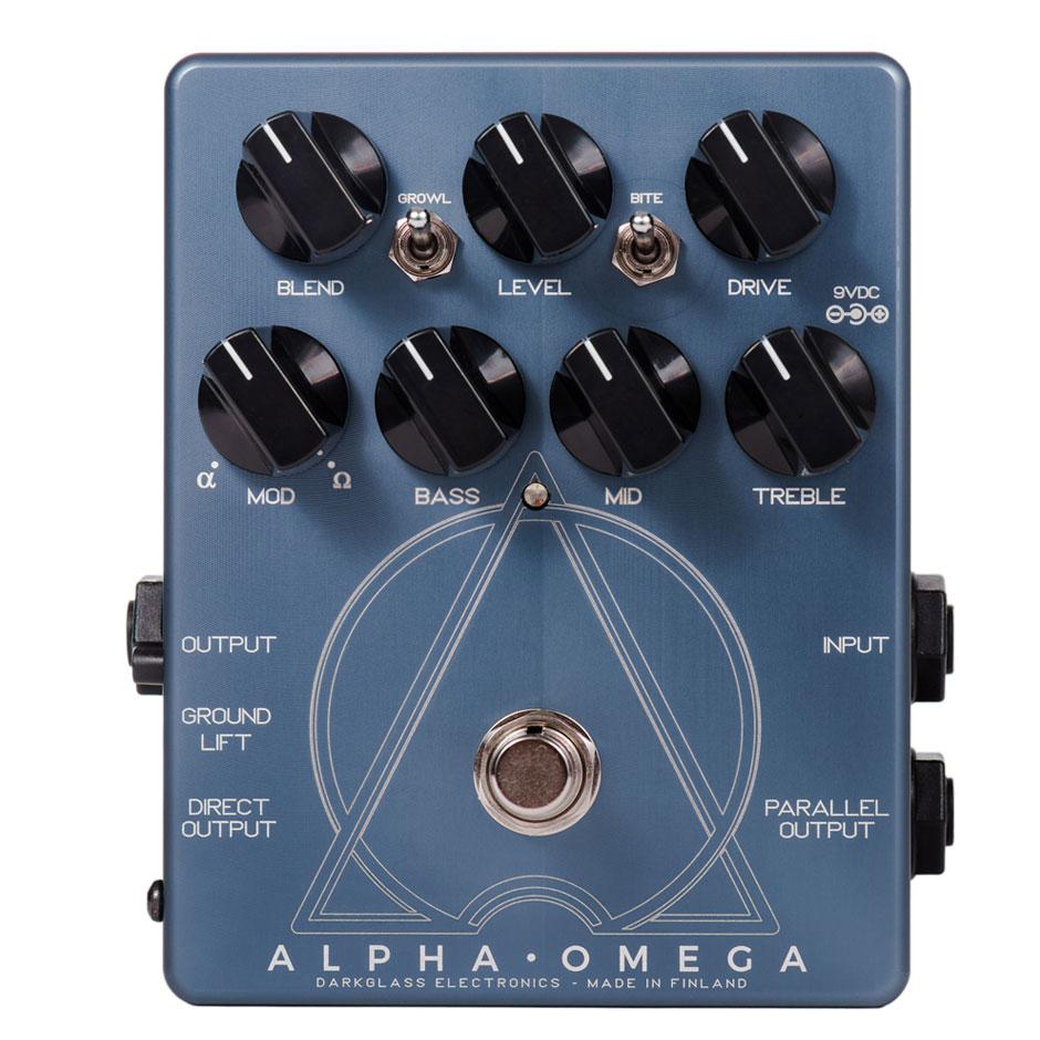 Darkglass Alpha · Omega bassosärö.