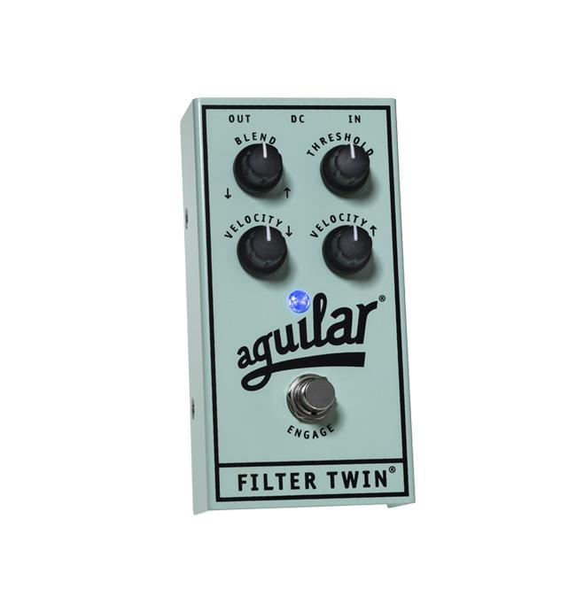 Aguilar Filter Twin bassopedaali.