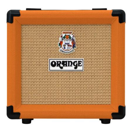 Orange PPC108 kitarakaappi.