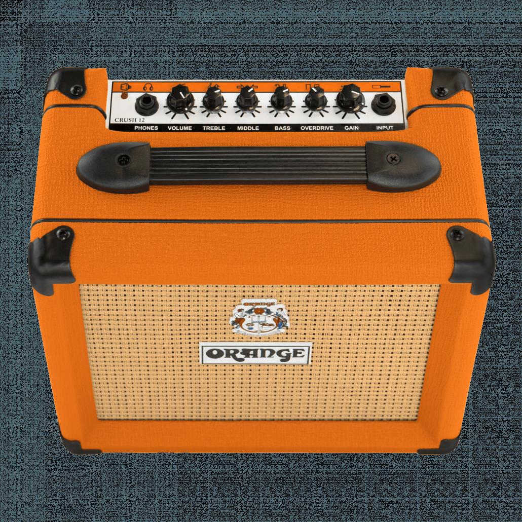 Orange Crush 12 -kitaravahvistin tuotekuva.