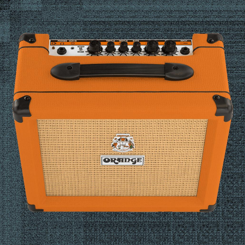 Orange Crush 20 -kitarakombo.