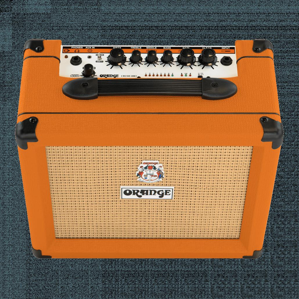 Orange Crush 20RT -kitaravahvistin.