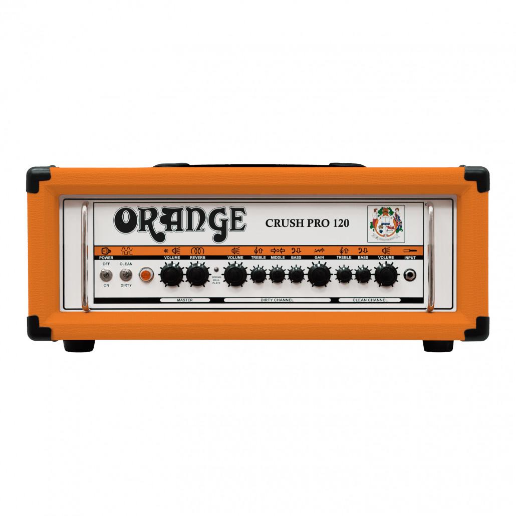 Orange Crush Pro 120 kitaravahvistin.