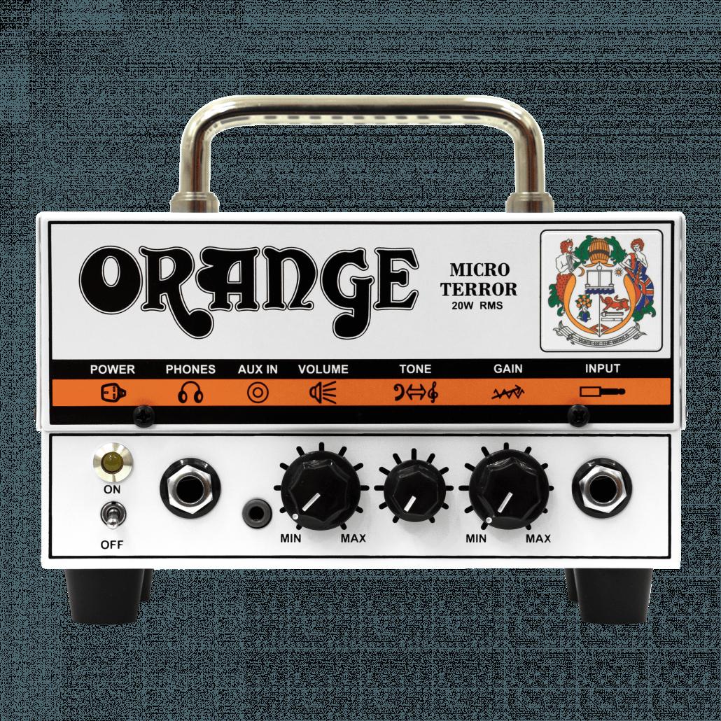 Orange Micro Terror kitaravahvistin.
