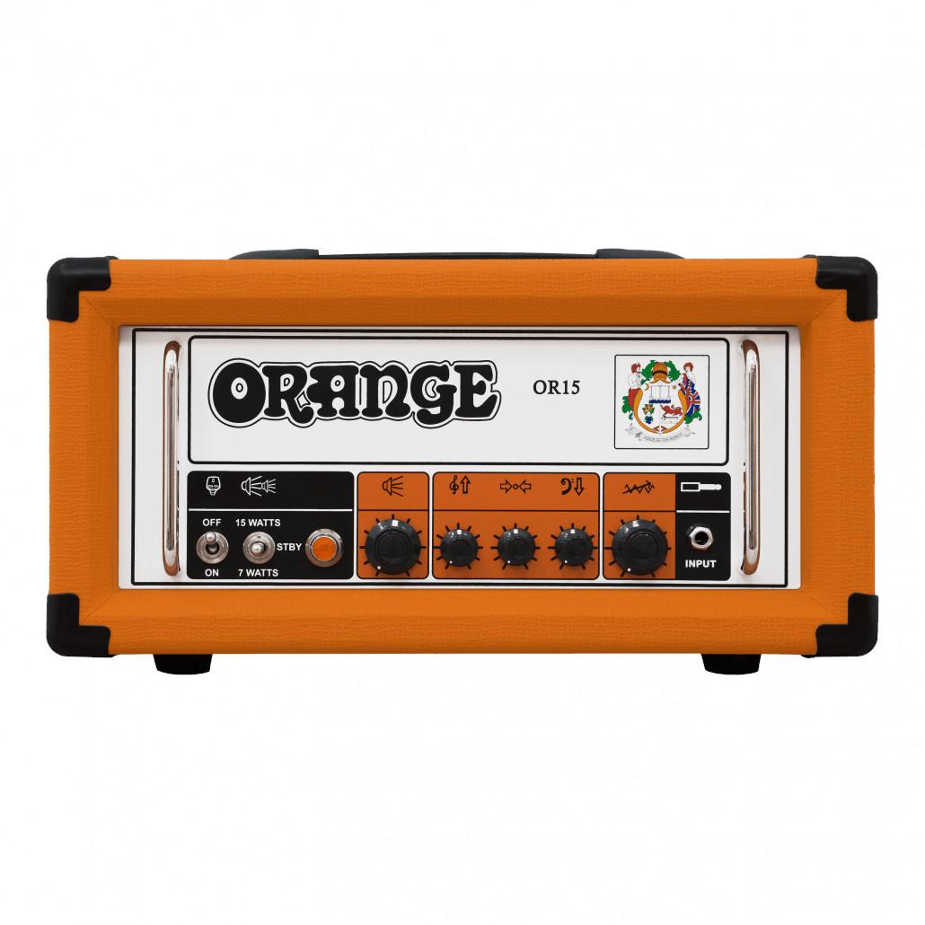 Orange OR15 kitaravahvistin.