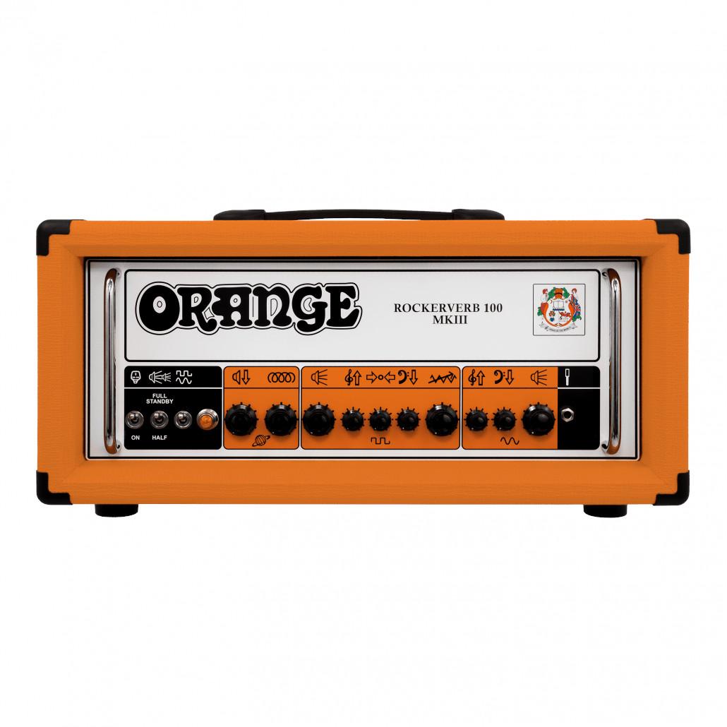 Orange Rockerverb 100 MkIII putkinuppi.