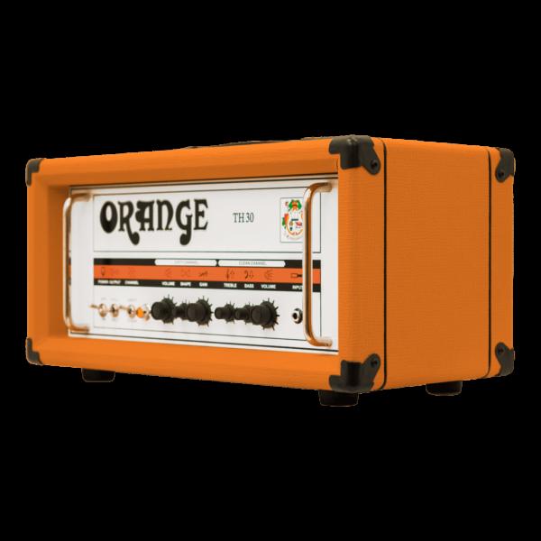 Orange TH30 oikeasta kulmasta.