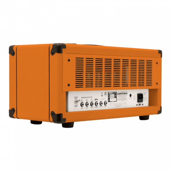 Orange TH30 takaviistosta.
