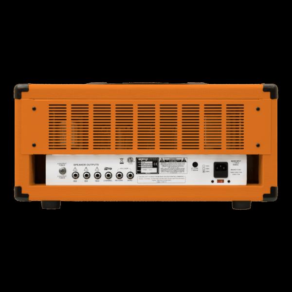 Orange TH30 takaa.