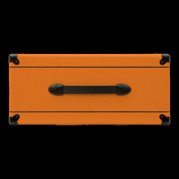 Orange TH30 ylhäältä.