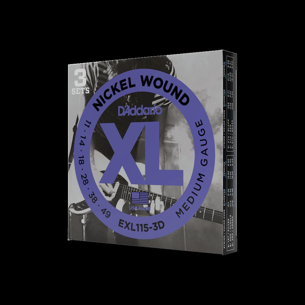 EXL115-3D kitaran kielet.