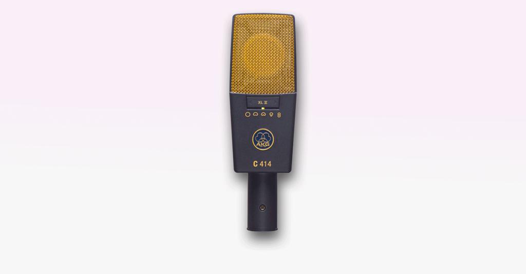 Mikrofonit Studioon