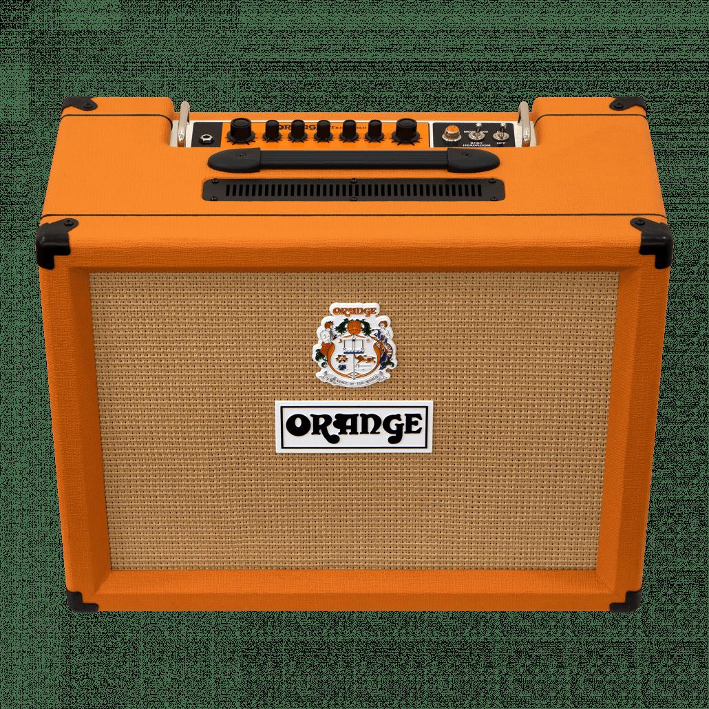 Orange TremLord 30 kitaravahvistin.