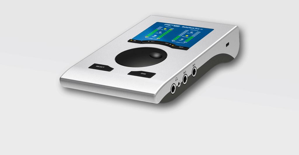 Ulkoiset äänikortit / audio interfacet