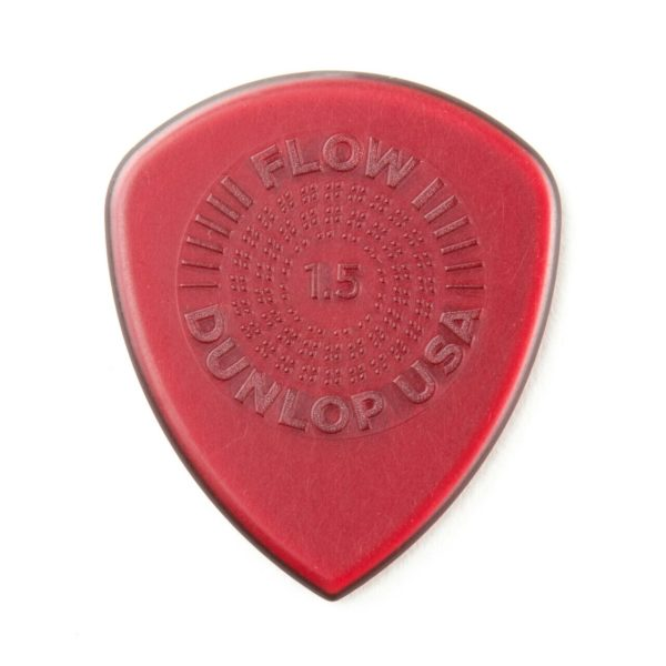 Dunlop Flow Standard 1.50mm plektra.