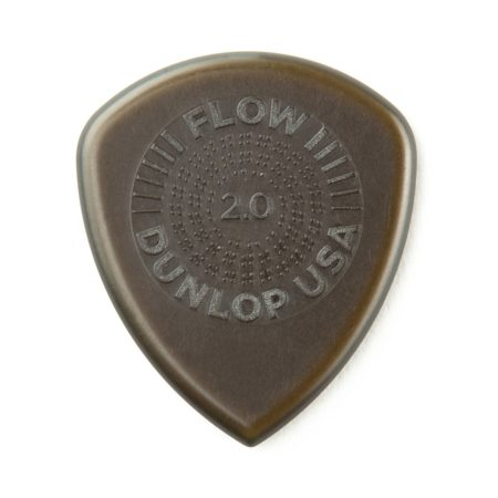 Dunlop Flow Standard 2.00mm plektra.