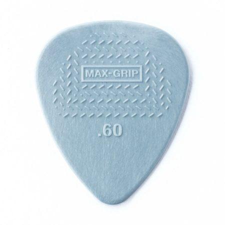 Dunlop Max-Grip Nylon Standard 0.60mm plektra.