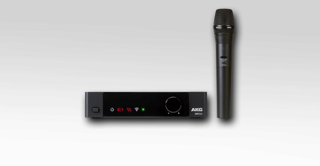 Langattomat mikrofonit ja järjestelmät