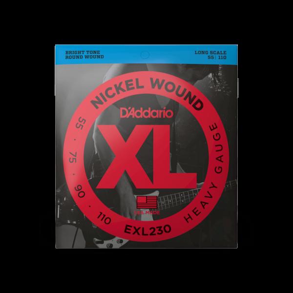 D'Addario EXL230 basson kielet.
