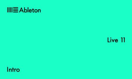 Ableton Live 11 Intro.