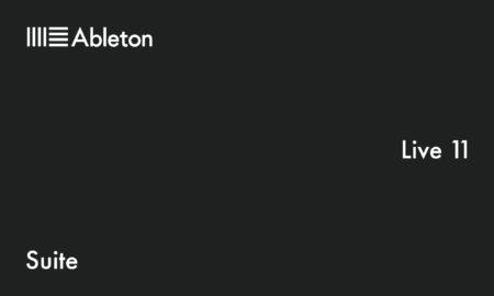 Ableton Live 11 Suite.