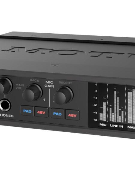 MOTU UltraLite-mk5 äänikortti.