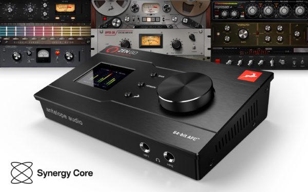 Antelope Audio Zen Go Synergy Core äänikortti.