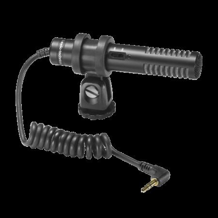 Audio-Technica PRO24-CMF mikrofoni kameraan.