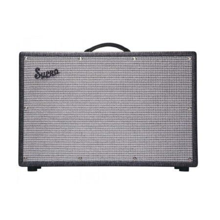 Supro Statesman 2x12 kitarakaappi.