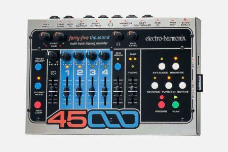 Electro-Harmonix 45000 Multi-Track Looping Recorder -pedaali.