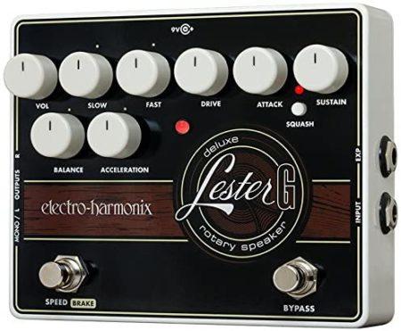 Electro-Harmonix Lester G -pedaali.