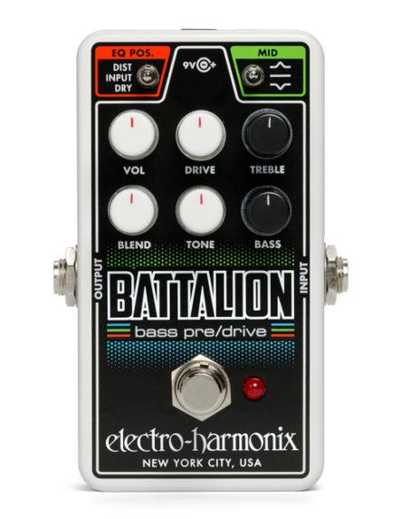 Electro-Harmonix Nano Battalion -pedaali.