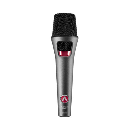 Austrian Audio OC707 kondensaattorilaulumikrofoni.