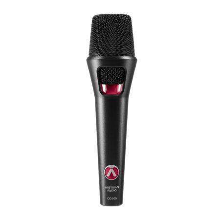 Austrian Audio OD505 aktiivinen dynaaminen laulumikrofoni.