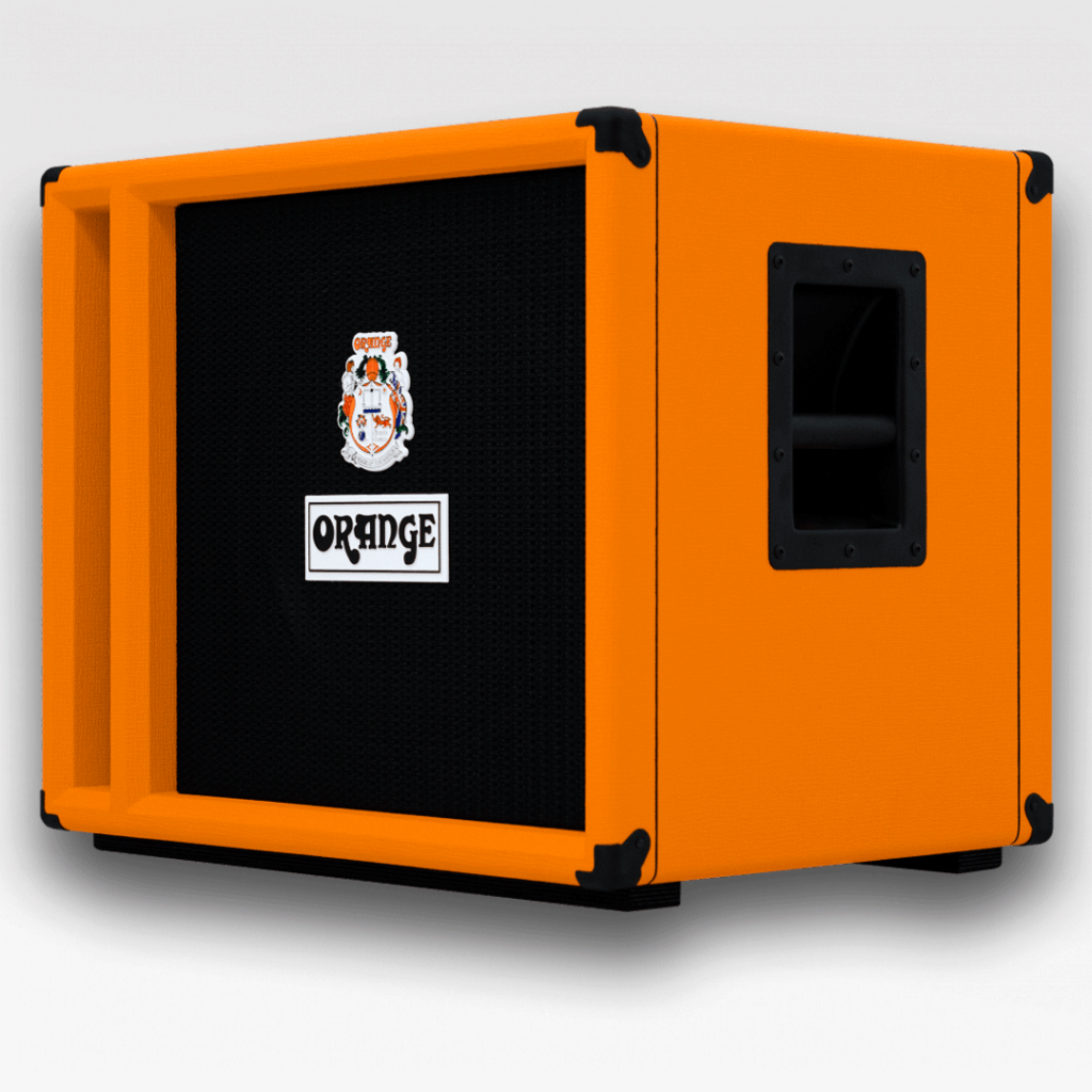 Orange bassokaapit