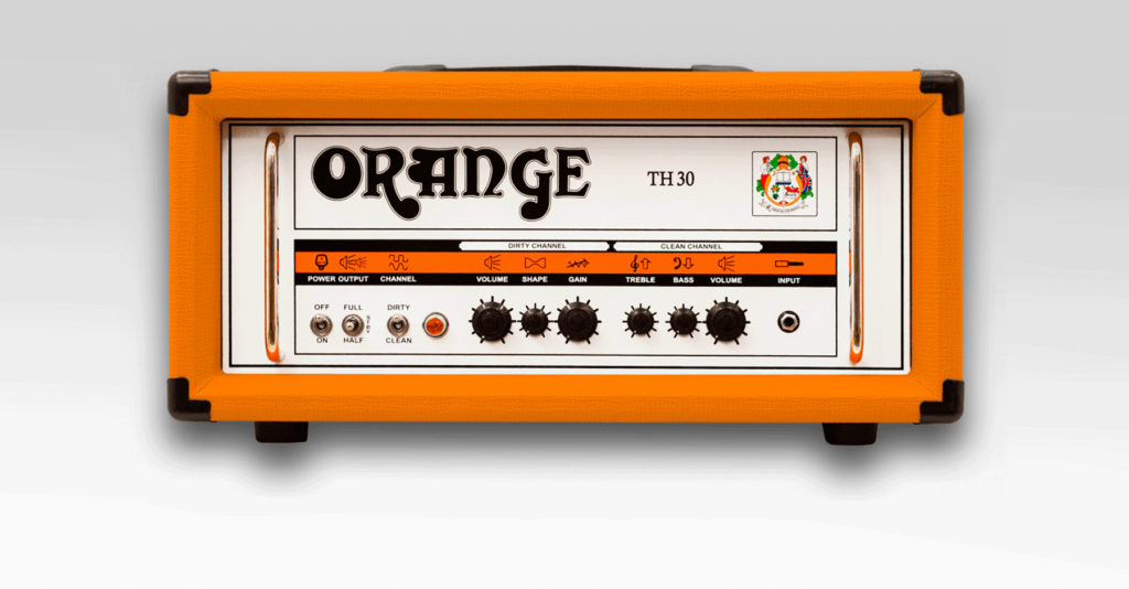 Orange kitaravahvistimet