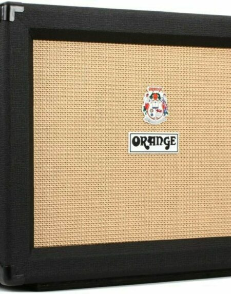 Orange PPC112 kitarakaappi musta.